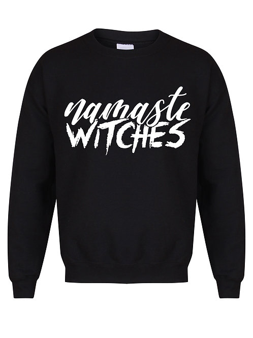 Namaste Witches - Unisex Fit Sweater
