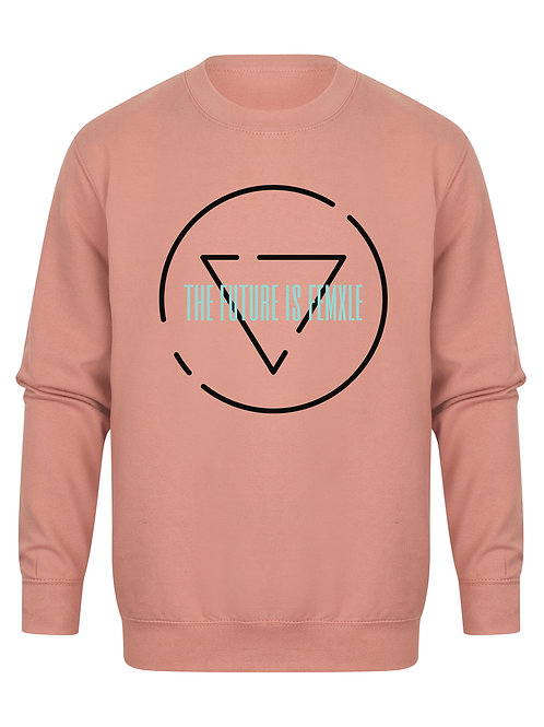 The Future is Femxle - Unisex Fit Sweater