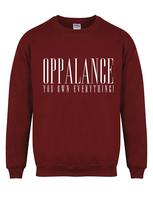 Oppalance You Own Everything! - Unisex Fit Sweater