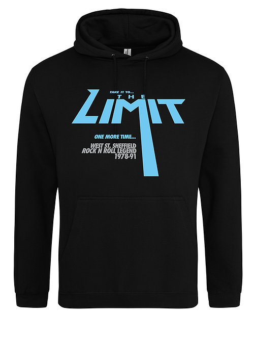 Take It To The Limit - Unisex Fit Hoody