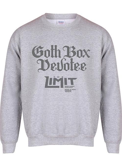Goth Box Devotee - Unisex Fit Sweater