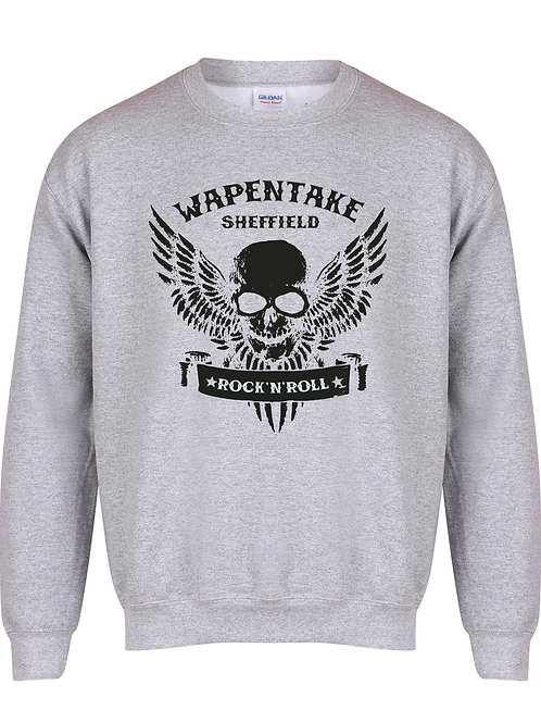 Wapentake Skull - Unisex Fit Sweater