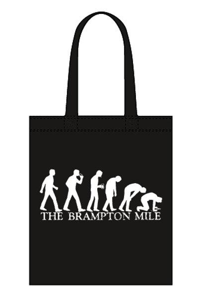 The Brampton Mile - Canvas Tote Bag