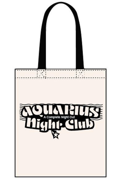 Aquarius - Canvas Tote Bag