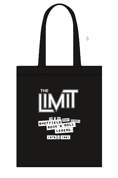 The Limit - Canvas Tote Bag