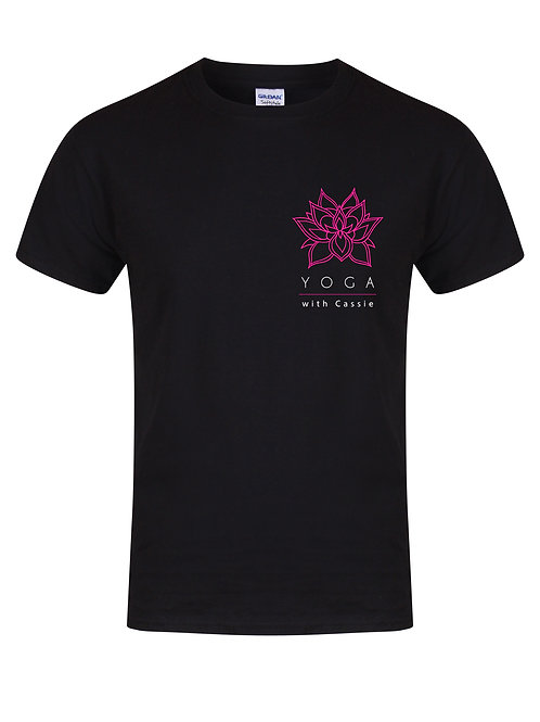 Yoga With Cassie - Unisex Fit T-Shirt