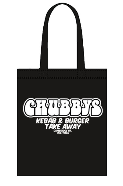 Chubbys - Canvas Tote Bag