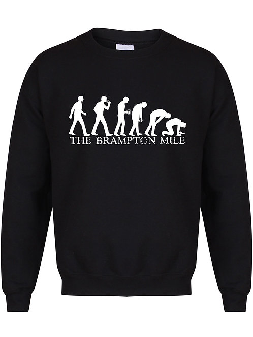 Brampton Mile - Unisex Fit Sweater