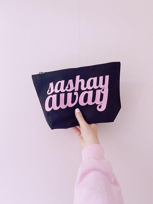 Sashay Away - Make Up/Cosmetics Bag