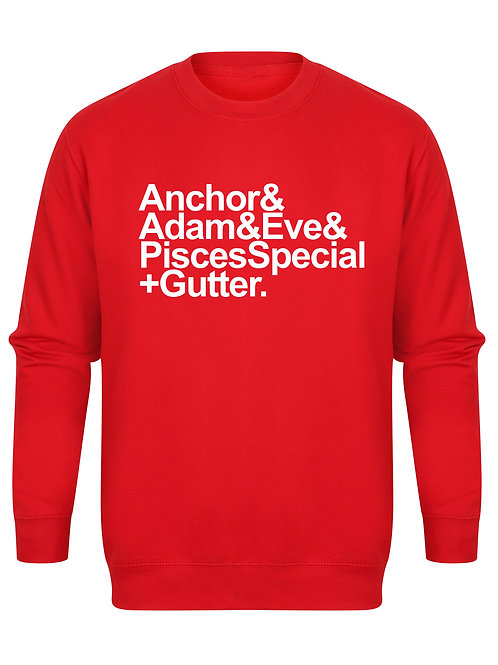 Anchor - Unisex Fit Sweater