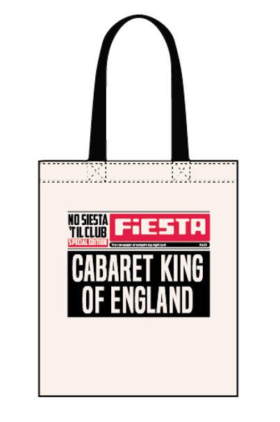 Fiesta - Canvas Tote Bag