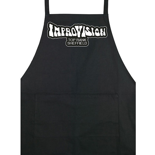 Improvision Top Rank - Apron - Black