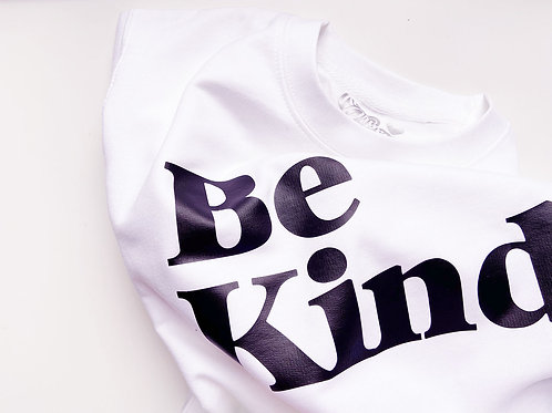 Be Kind - Kids Unisex Fit Sweater
