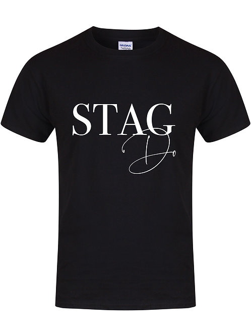 Stag Do - Non Personalised - Unisex Fit T-Shirt