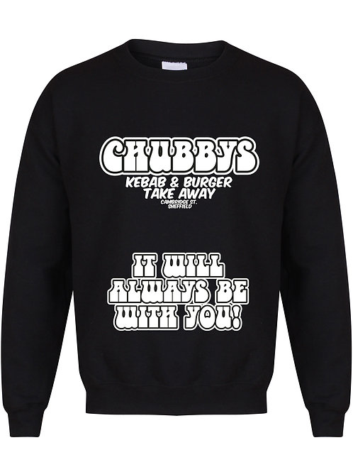 Chubbys - It Will Always Be With You - Unisex Fit Sweater