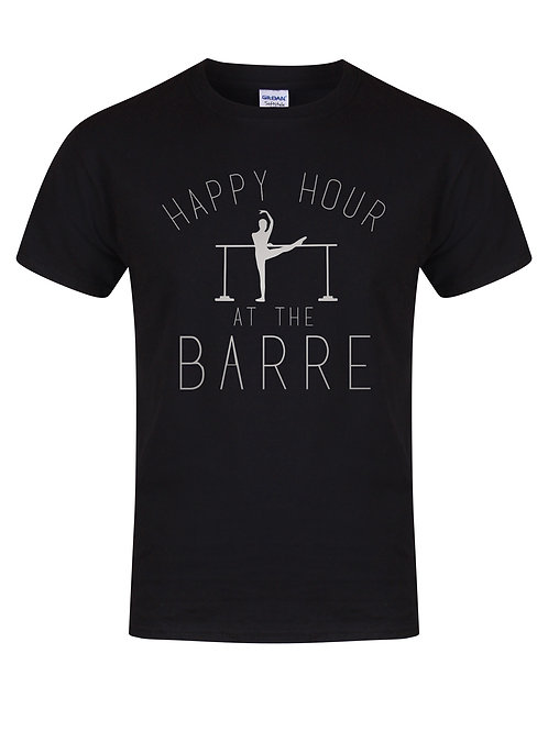 Happy Hour At the Barre - Unisex T-Shirt