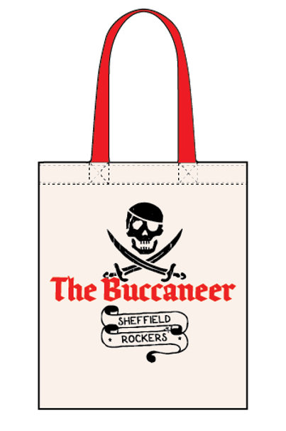 The Buccaneer - Canvas Tote Bag