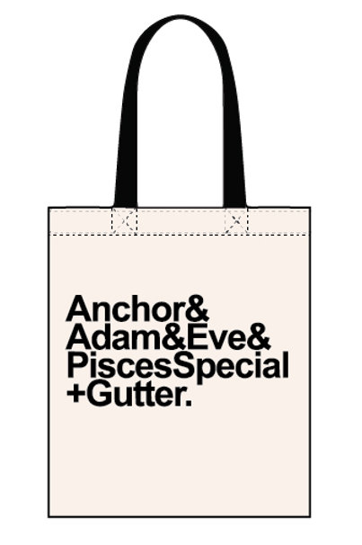 Anchor - Canvas Tote Bag