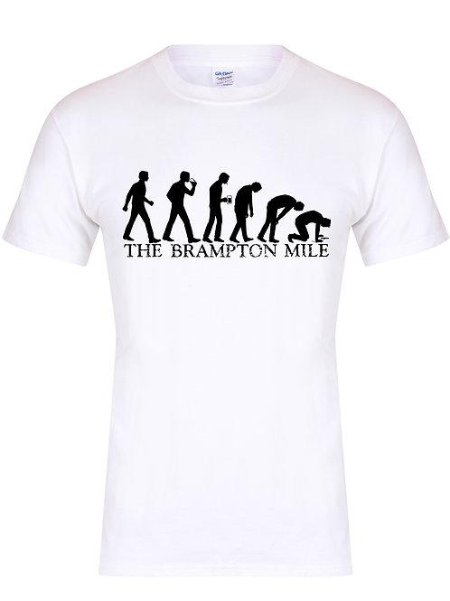 The Brampton Mile - Unisex Fit T-Shirt