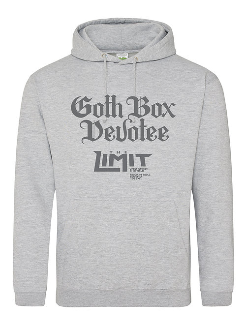 Goth Box Devotee  - Unisex Fit Hoody