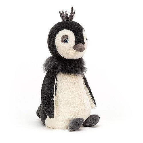 Jelly Cat\  Prince Penguin