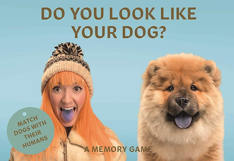 Do you look like your dog?\ משחק זכרון