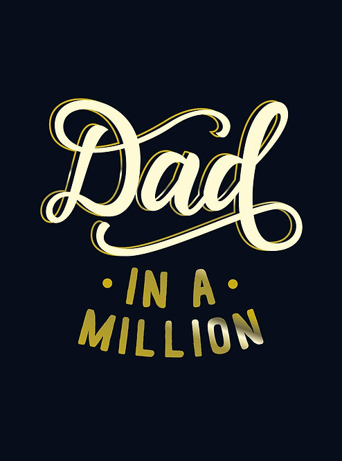 Pocket book \Dad in a million
