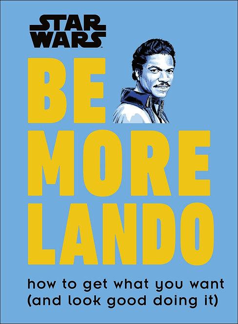 Star Wars book\ Lando