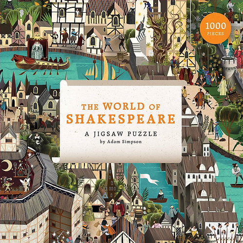 World Of  Shakespeare Puzzle