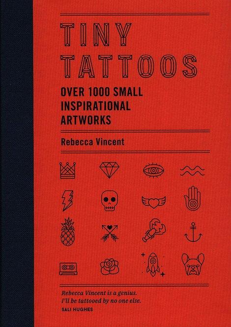 Tiny Tattoos book