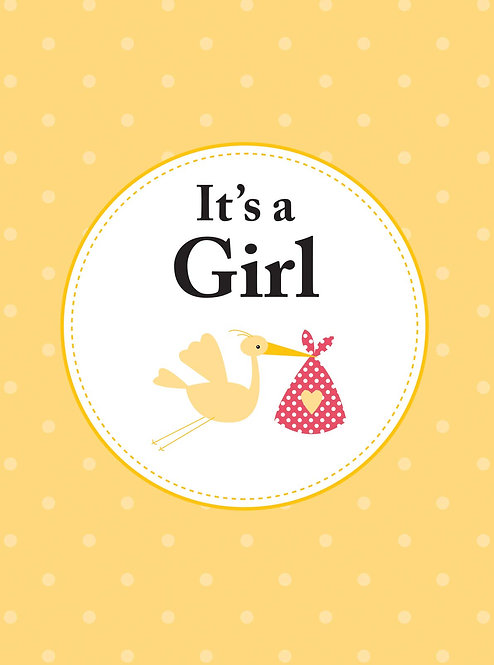 Pocket book \ It's a Girl