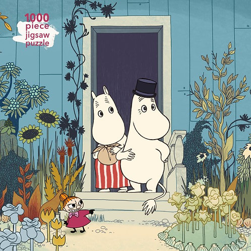 Moomin On The Riviera Puzzle