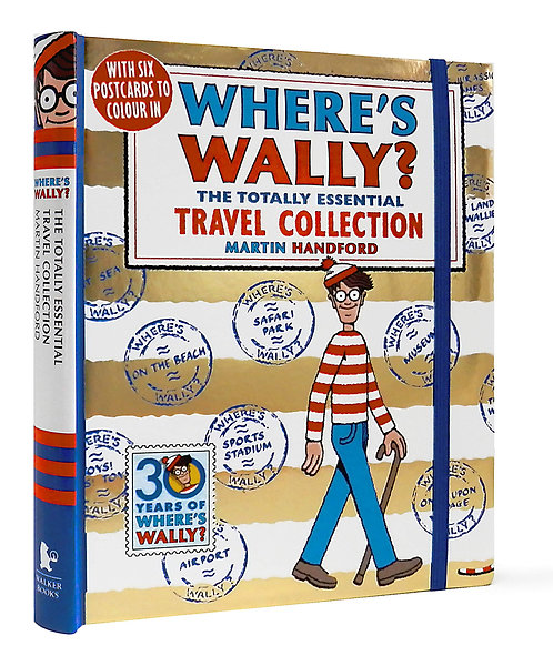 Where is Wally The Essential Travel