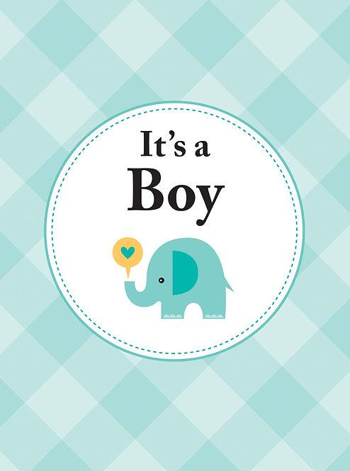 Pocket book \ It's a boy