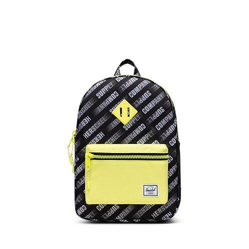 Herschel/Kids Neon Yellow