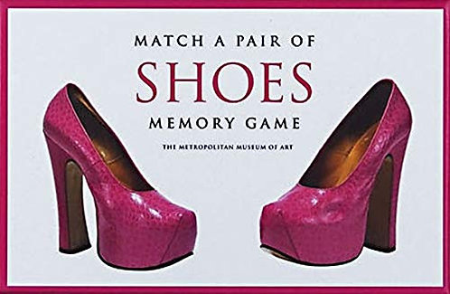 Match a pair of shoes\ משחק זכרון