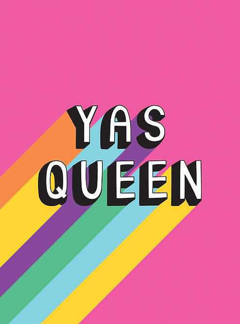 Pocket book \Yas queen