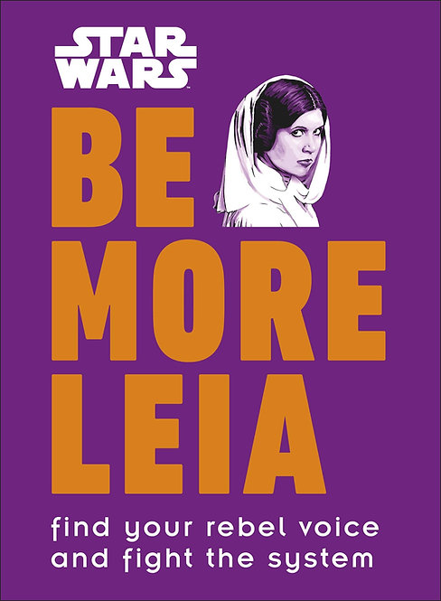 Star Wars book\ Leia