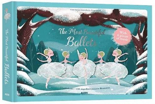 The Most beautiful ballets-ספר מנגן