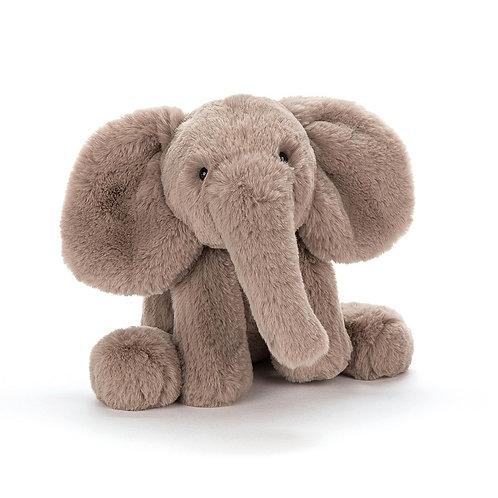 Jelly Cat\ Large Smudge Elephant
