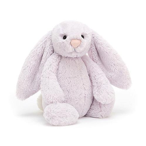 Jelly Cat\ Lavender Bashful  Bunny