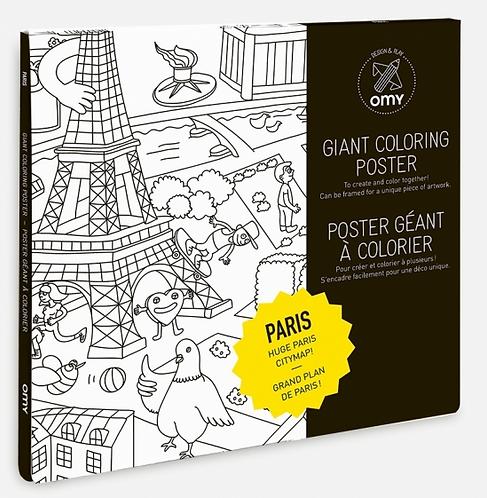 Giant poster - PARIS