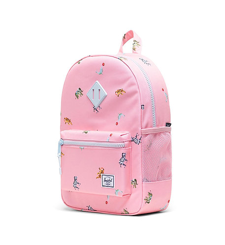 Herschel\ Youth candy pink circus animals