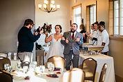 wedding reception, outdoor venue, contry rustic modern wedding