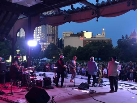 Black-Eyed & Blues Fest, Bushnell Park, Hartford CT 7/31/21