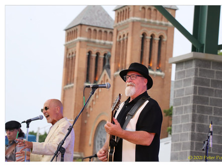 Shaboo Stage, Willimantic CT 8/7/21