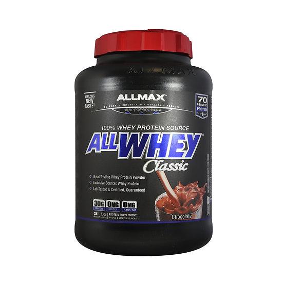 ALLMAX- Allwhey Classic 5lb