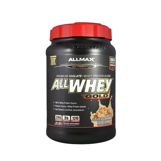 ALLMAX- AllWhey Gold 5lb