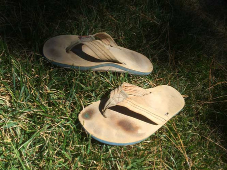 Battered Footwear + Me
