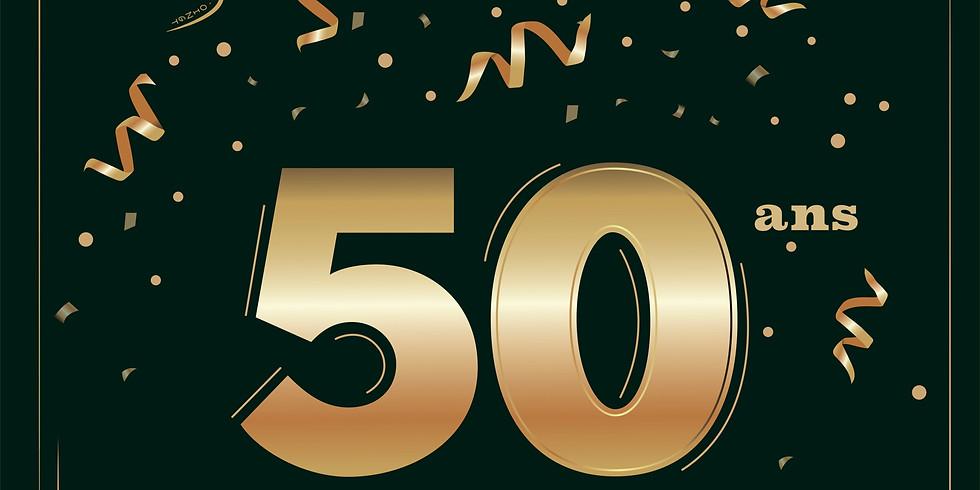 50 ANS EBBO